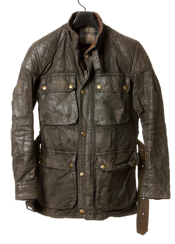 Vintage belstaff leather jacket